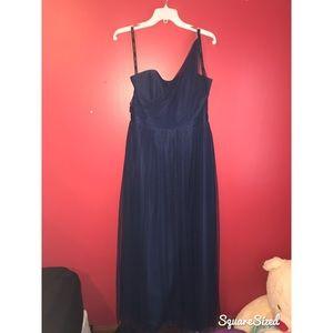 Junior Prom dress.